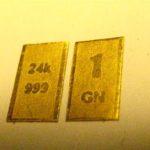 Contenido de oro en joyas de oro fino