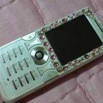 Cómo tener un celular con brillantes