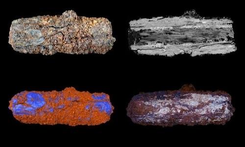 Encuentran material extraterrestre en joyas de Egipto antiguo