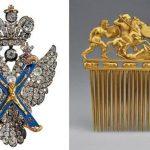 Colección de joyas del Hermitage en el Prado