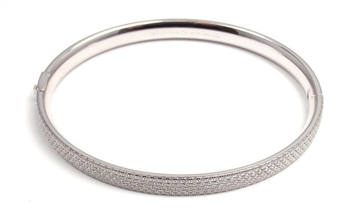 Tiffany Metro Bangle