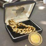 Qué hacer si hereda joyería de oro y plata