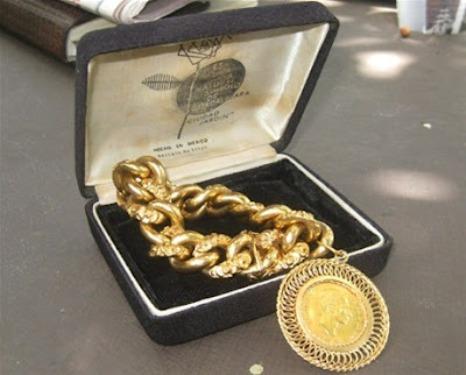 qu hacer si hereda joyera de oro y plata