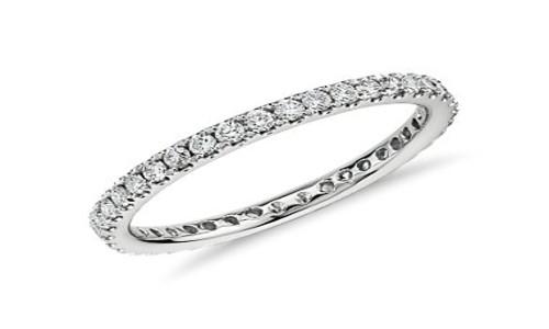Qué son los diamantes Pavé