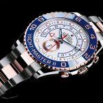 Reloj Rolex Yacht Master II, lujosa simplicidad