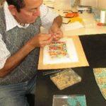 Señor de Sipán de Perú tiene brazaletes restaurados