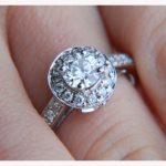 Mantenimiento de las joyas de diamantes