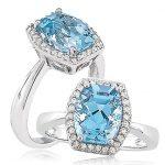 Algo especial sobre los anillos de diamantes