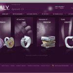 Comprar joyas con diamantes en línea