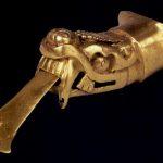 Joyas y adornos de oro aztecas
